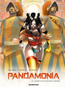 Pandamonia - Tome 02 - Craignez la colère des bêtes ! - 9782331004780 - 7,99 €