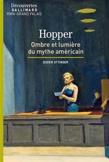 Hopper - Ombre et lumière du mythe américain - 9782072467424 - 9,99 €