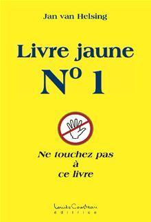 Livre jaune No. 1 - 9782924024294 - 10,51 €