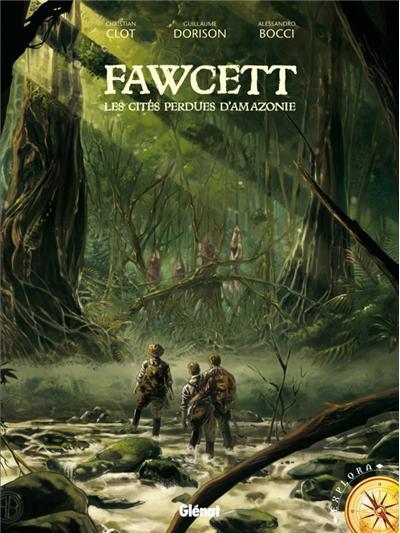 Fawcett - Les citées perdues d'Amazonie - 9782331001055 - 6,99 €