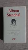 Album de la Pléiade - Stendhal