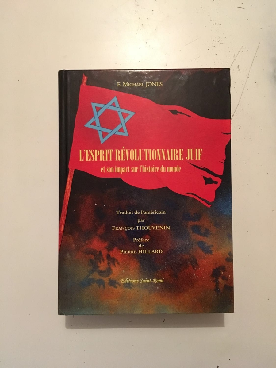 L'esprit révolutionnaire juif et son impact sur l'histoire du monde.