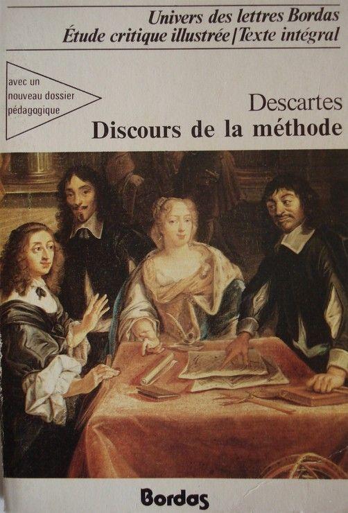 Discours de la méthode - Bordas