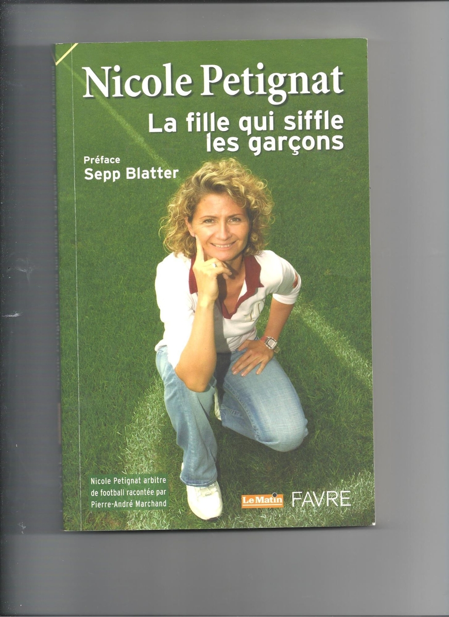 Nicole Petignat – La fille qui siffle les garcons